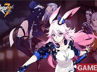 """Honkai Impact 3 Ra mắt phiên bản mới """"Sakura Luân Hồi"""" Nhân vật mới-Yae Sakura tham chiến"""
