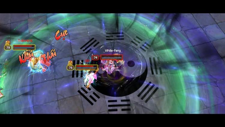 Game thủ hào hứng với các tuyệt chiêu võ hiệp trong Cửu Âm VNG phiên bản PC