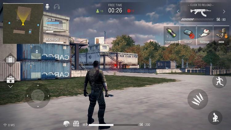 Free Fire: Battlegrounds hé lộ bản đồ mới & cập nhật đồ họa siêu khủng trên  ...