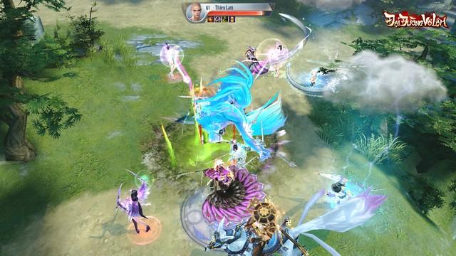 Đại Đường Võ Lâm - Game mobile phá bỏ mọi giới hạn PK