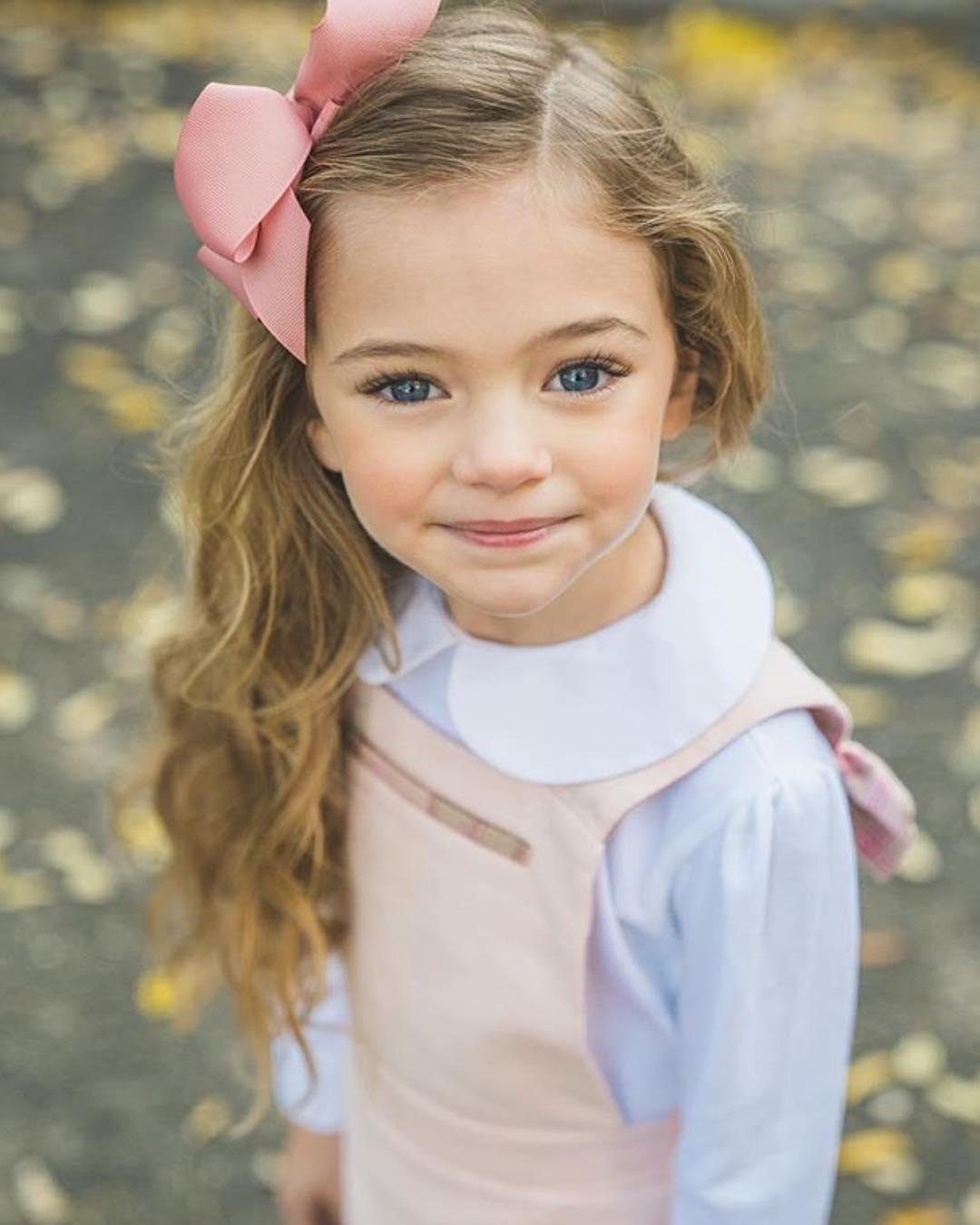 13 nhóc tì nổi tiếng khắp thế giới nhờ vẻ đẹp thiên thần không thể cưỡng lại - ảnh 17