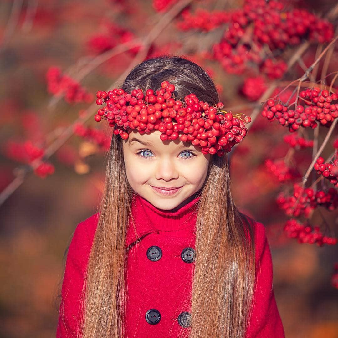 13 nhóc tì nổi tiếng khắp thế giới nhờ vẻ đẹp thiên thần không thể cưỡng lại - ảnh 2
