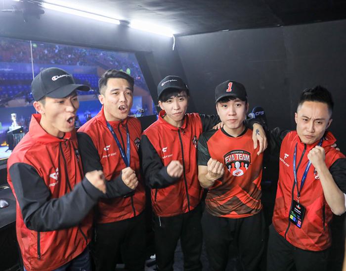 Chung kết CFS 2017:  Đội tuyện Việt Nam EvaTeams chạm trán đối thủ Trung Quốc