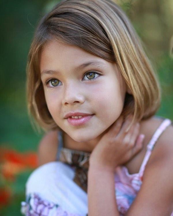 13 nhóc tì nổi tiếng khắp thế giới nhờ vẻ đẹp thiên thần không thể cưỡng lại - ảnh 20