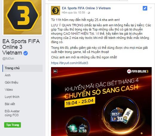 (Game8) - Nhiều phần quà tương đối giá trị đã được game thủ FIFA Online 3  mở ra từ sự kiện lần này.