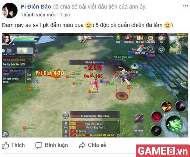 Phản ứng của game thủ Việt ra sao khi Đại Đường Võ Lâm VNG mở Alpha test?