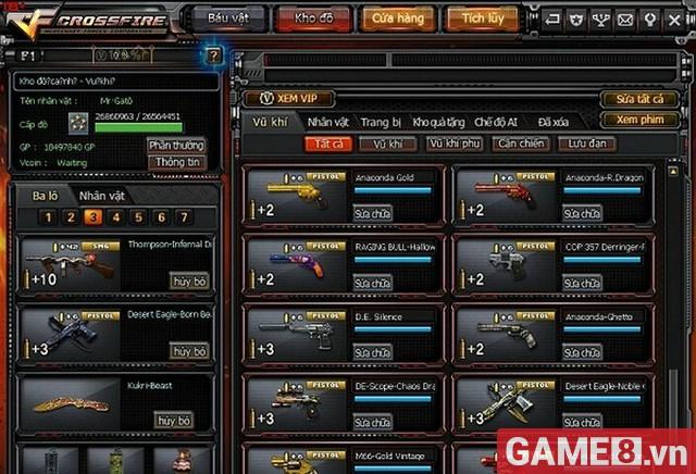 Đại gia Phục Kích gây sốc khi tung 120 triệu chơi event trong đêm