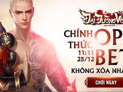 Đại Đường Võ Lâm - Game kiếm hiệp PK trên mobile chính thức ra mắt game thủ Việt