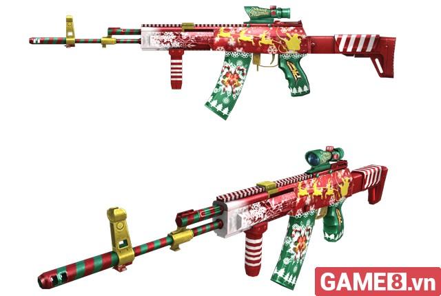 Thành thạo AK12- XMAS trong 1 nốt nhạc, tại sao không ?