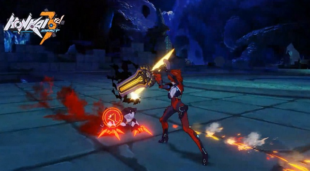 Nhân vật Himeko tham chiến Honkai Impact 3 Hiên Viên ngoại truyện mới!