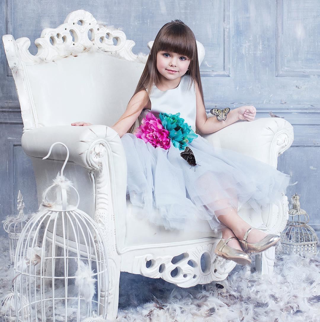 13 nhóc tì nổi tiếng khắp thế giới nhờ vẻ đẹp thiên thần không thể cưỡng lại - ảnh 3