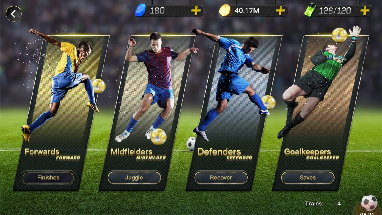 360mobi Ngôi Sao Bóng Đá - Tựa game mobile cực hot sắp được phát hành bởi VNG