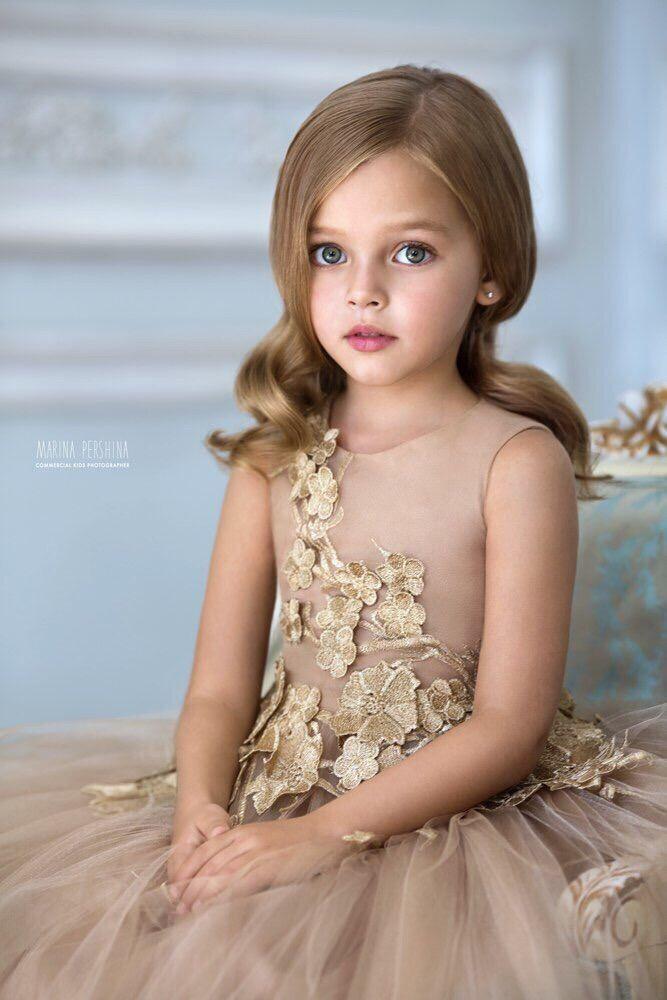 13 nhóc tì nổi tiếng khắp thế giới nhờ vẻ đẹp thiên thần không thể cưỡng lại - ảnh 4