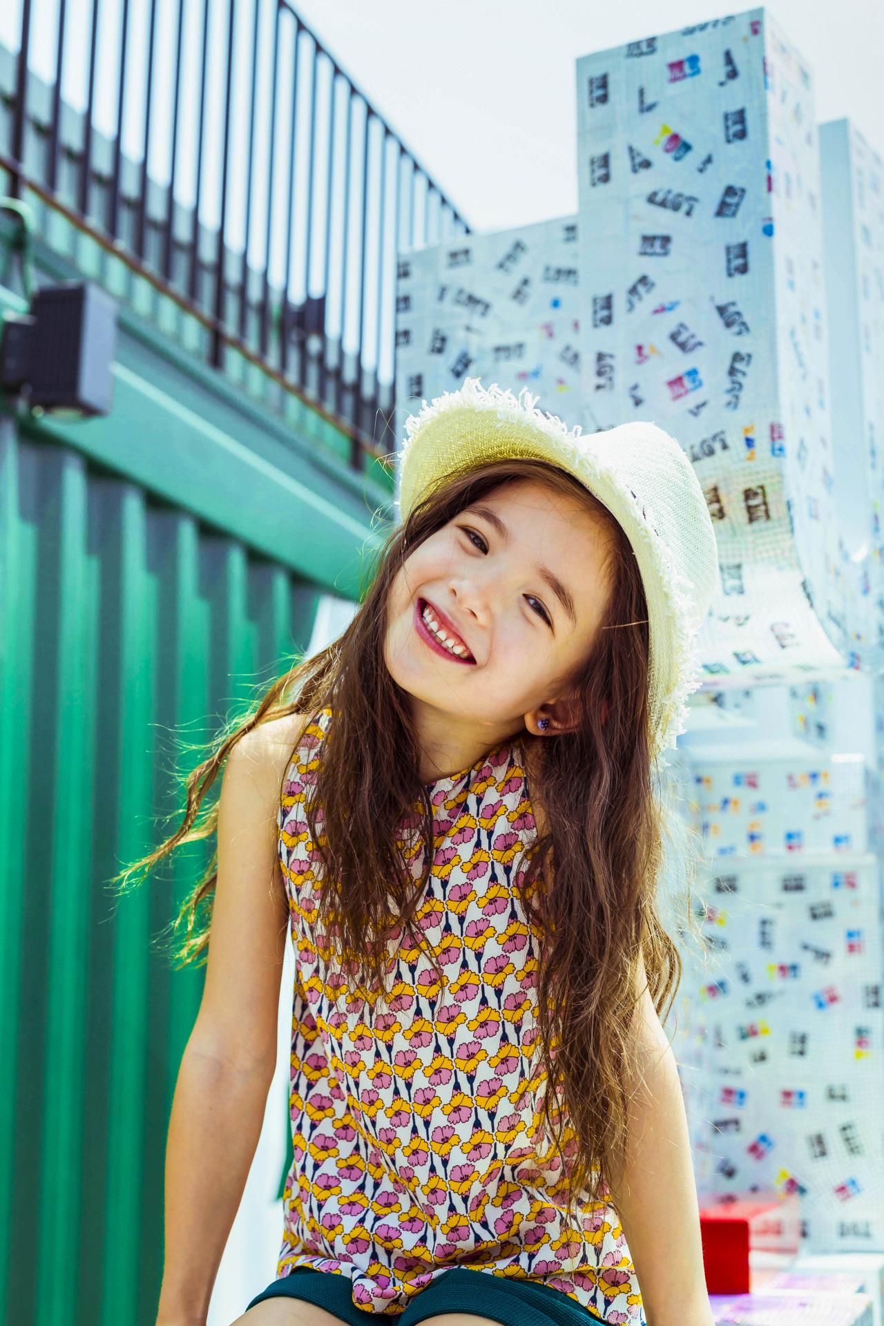13 nhóc tì nổi tiếng khắp thế giới nhờ vẻ đẹp thiên thần không thể cưỡng lại - ảnh 7