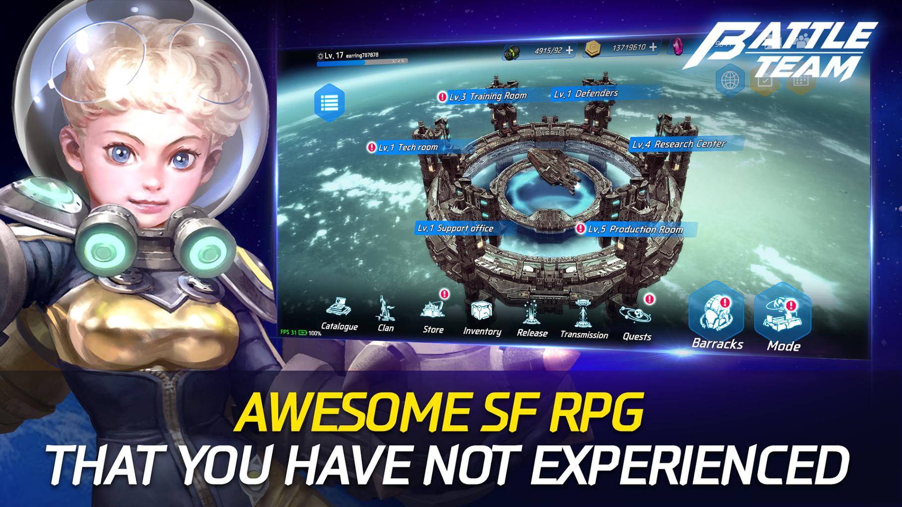 Battle Team - Tựa game mobile thẻ tướng mang trong mình nền đồ họa chất hơn nước cất - ảnh 3