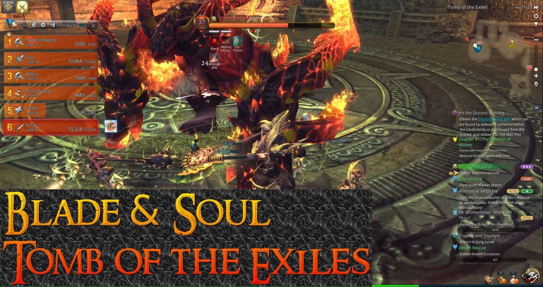 Hướng dẫn thu thập Soulshiled trong Blade And Soul