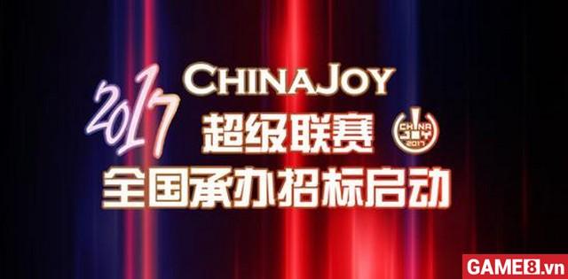 ChinaJoy 2017 sẽ chính sức khai mạc tại Thượng Hải vào ngày mai