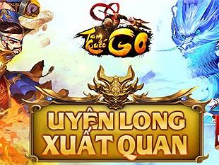 Tam Quốc GO tung update tháng 11 Uyên Long Xuất Quân cùng loạt Giftcode cực độc