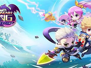 Dragon Destiny - Sứ Mệnh Rồng hé lộ loạt ảnh Việt hóa, chuẩn bị ra mắt trong tháng 11