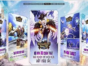 Truyền Thuyết Rồng 3D Gamota chính thức ra mắt cộng đồng game thủ Việt