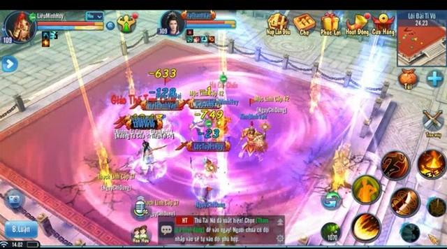 Game thủ Thiện Nữ Mobile sôi sục vì bản update mới ngày 18/09