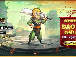 Giftcode HKGH mobile - Hiệp Khách Truyện mừng chính thức Closed Beta