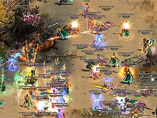 Ngạo Kiếm Vô Song công bố chính thức ra mắt cùng giải đấu lớn