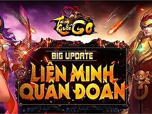 Tam Quốc GO tặng giftcode khủng mừng update phiên bản mới Liên Minh Quân Đoàn