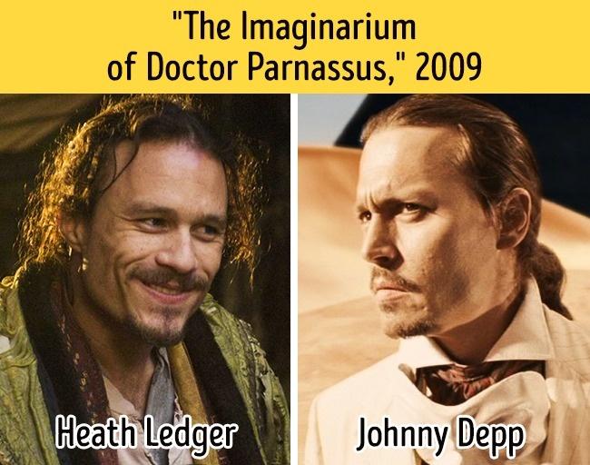 10 diễn viên được phục sinh một cách kỳ diệu trên màn ảnh sau khi qua đời