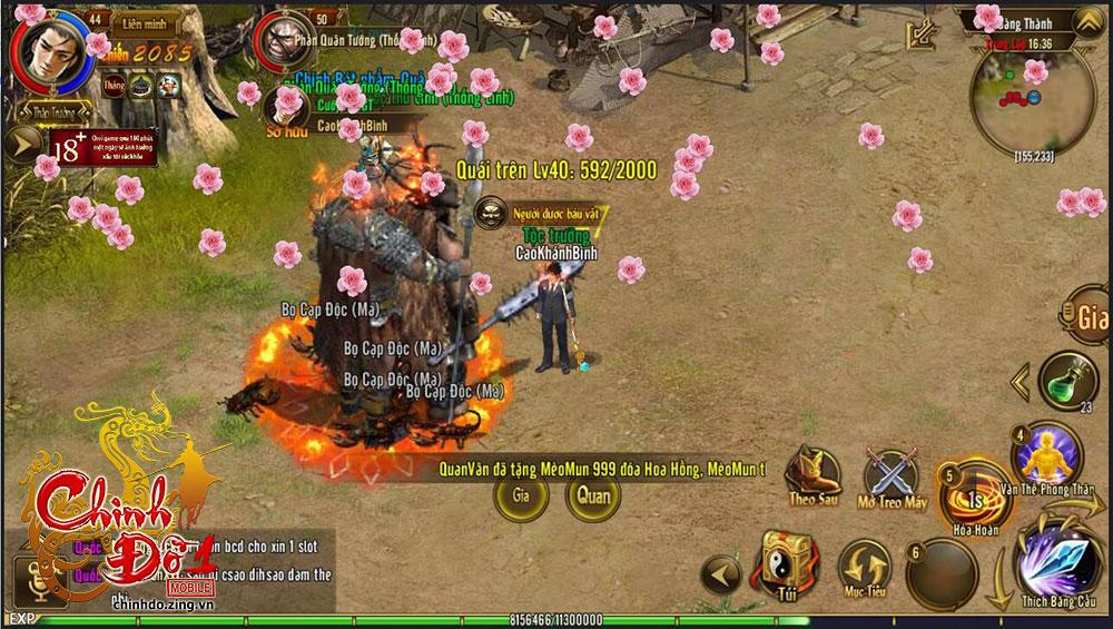 """Những hoạt động khiến Chinh Đồ 1 Mobile """"cháy"""" server"""
