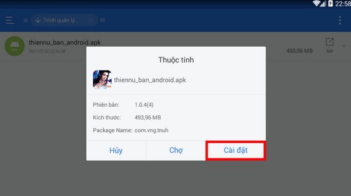 Thiện Nữ Mobile: Hướng dẫn chi tiết cách chơi game trên máy tính