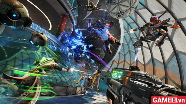 Game bắn súng đỉnh cao LawBreakers đã cho chơi MIỄN PHÍ, game thủ Việt có thể tải ngay!