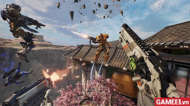 Game bắn súng hành động LawBreakers sẽ mở cửa MIỄN PHÍ vào cuối tuần này