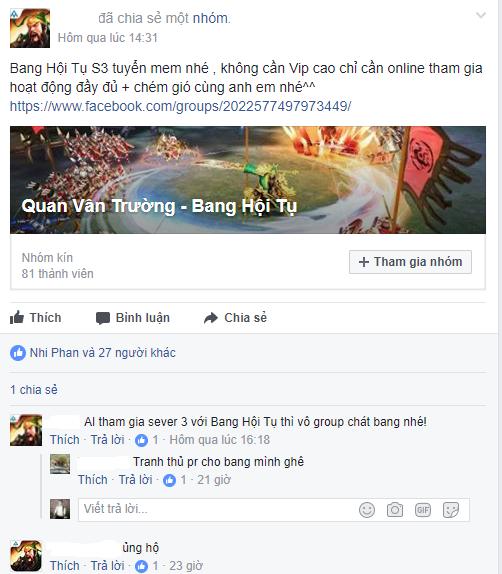 Quan Vân Trường mobile: Game thủ Việt