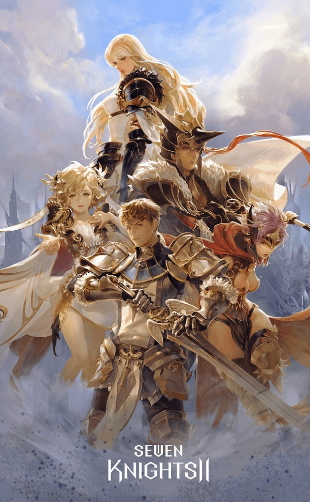 Seven Knights II - Game mobile siêu khủng sẽ được Netmarble giới thiệu chi tiết trong G-Star 2017