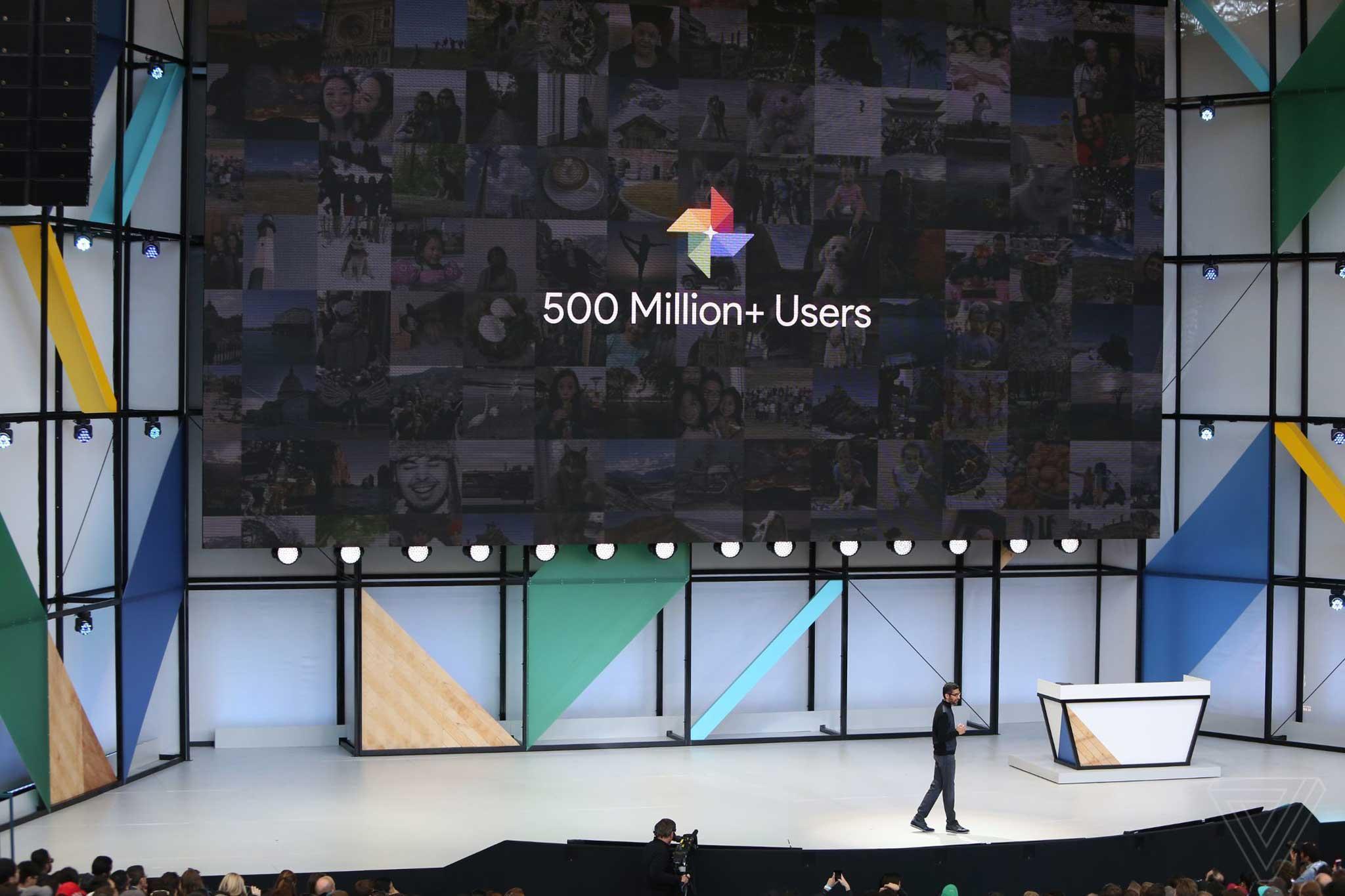 có 2 tỷ người sử dụng điện thoại android