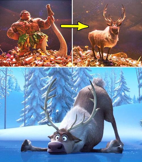 Cách những bộ phim Disney liên kết với nhau phải tinh ý mới nhận ra được