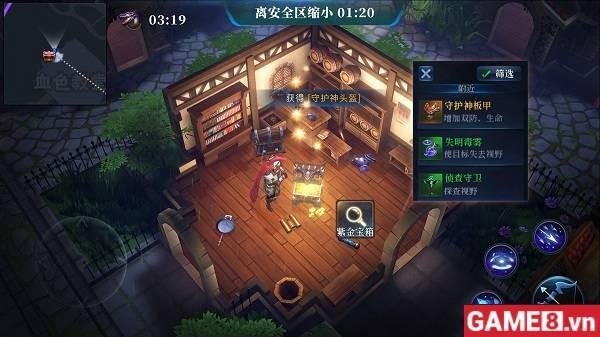 Cha đẻ Cửu Âm Chân Kinh bất ngờ hé lộ game mới phát triển kết hợp MOBA với Sinh tồn cực độc đáo - ảnh 6