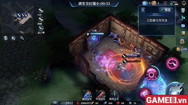 Cha đẻ Cửu Âm Chân Kinh bất ngờ hé lộ game mới phát triển kết hợp MOBA với Sinh tồn cực độc đáo - ảnh 2