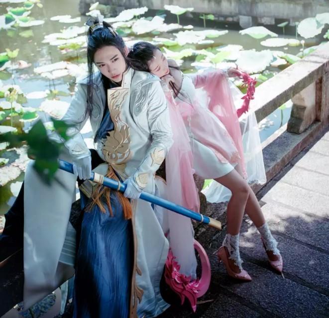 Ngất ngây với cosplay một số môn phái nổi bật trong Đại Đường Võ Lâm