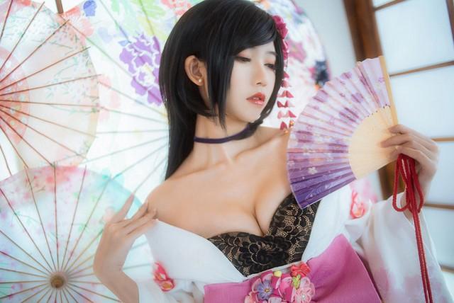 Ngẩn ngơ với bộ ảnh cosplay nàng Dạ Anh trong game Trấn Ma Khúc Mobile