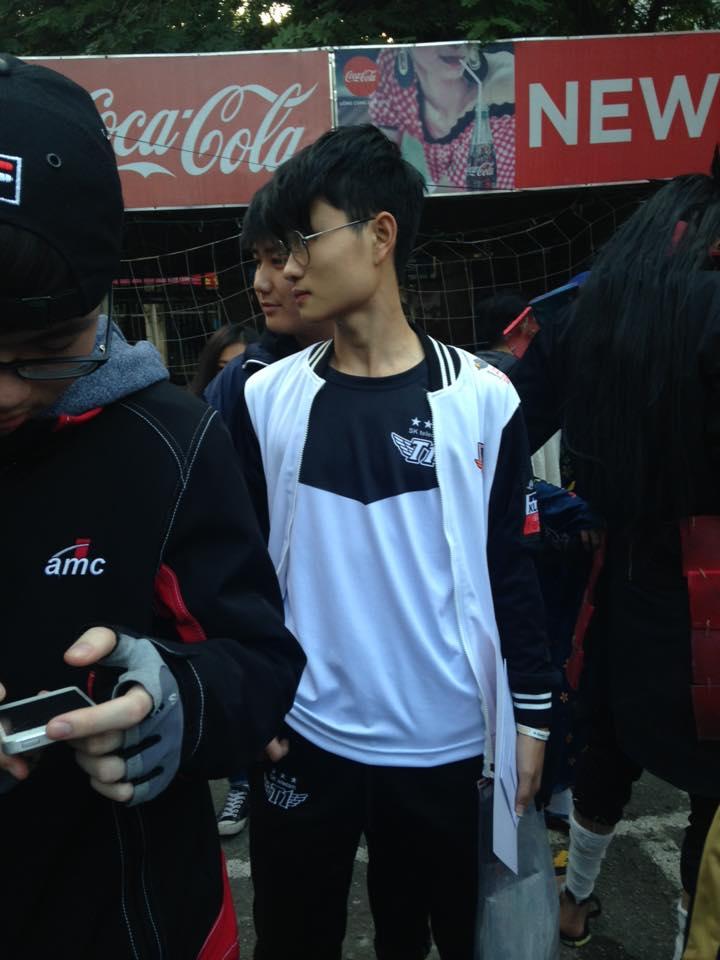 LMHT: SKT T1 Faker bất ngờ đến Việt Nam để tham dự một sự kiện cosplay tại Hà Nội