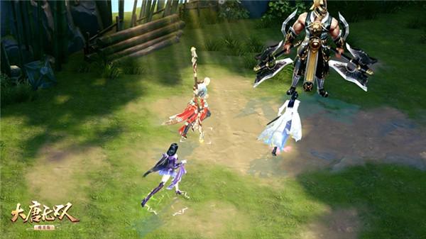 Đại Đường Vô Song Mobile - Game 3D càng cập nhật càng đẹp mắt, càng chơi hay