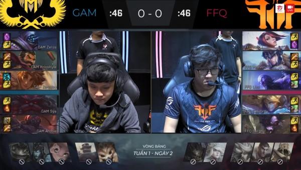 LMHT: Hủy diệt FFQ 2-0 hoàn toàn thuyết phục, fan hâm mộ GAM hả hê khi QTV phải giữ lời hứa... cạo đầu
