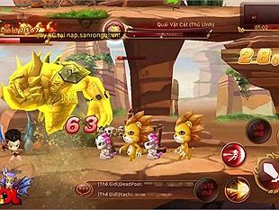"""Săn Rồng Online - game PK """"lột sịp"""" đã chính thức ra mắt hôm nay 6/10"""