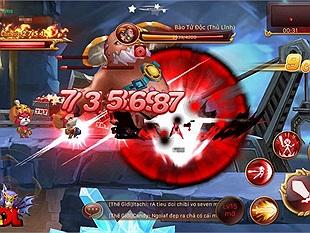 Tặng 400 giftcode game Săn Rồng Online nhân ngày chính thức ra mắt