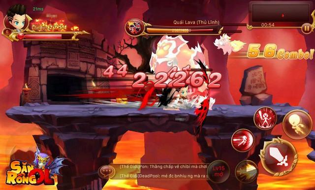 Săn Rồng Online - game PK lột sịp đã chính thức ra mắt hôm nay 6/10