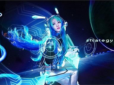 Cùng chiêm ngưỡng bộ ảnh cosplay Điêu Thuyền trong game Vương Giả Vinh Diệu cực kỳ độc đáo