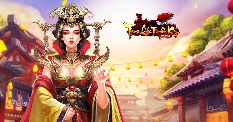 Tặng độc giả Game8 300 giftcode Tam Quốc Truyền Kỳ Mobile