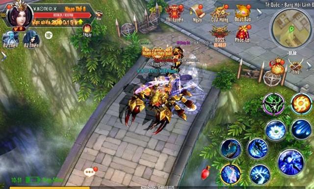 Vì sao giới trẻ ngày càng yêu thích dòng game mobile?